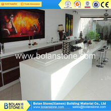 absolute white aritificial marble slabs tiles microcrystallite glass nano glass stone pure white artificial nano glass panels