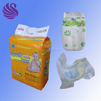 factory price lovely baby diapers made in fujian