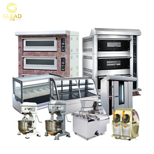 Glead professional automatic italian kitchen cooking equipment restaurant bakery equipment