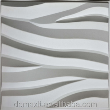 hot selling embossed design wall cladding boards