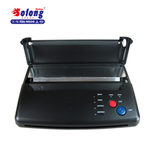 Solong tattoo stencil transfer machine thermal tattoo machine