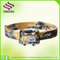 High Power 5W cob Led Rechargeable headlight headlamp