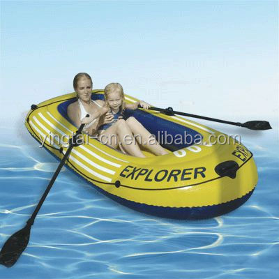 pvc inflatable boat with oats B207-B210