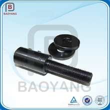 High precision cnc machining cast iron shaft