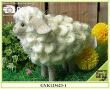 2015 Handmade Easter Decorative Sheep