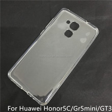 Soft TPU Silicon Transparent Clear case for Huawei Honor 5C/Gr5 mini/ GT3