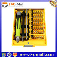 Mobile Repair Tools 45 in 1 Precision Screwdriver Hand Tool Set,One Day Delivery,Our Web:www.tvc-mall.com