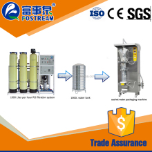 Guangdong Automatic Liquid Bag Thermoform Fill Seal Machine Fruit Juice Filling Packaging Machine