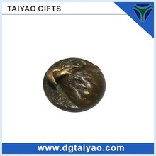 antique metal 3d souvenir coin toys for promotion