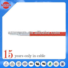 China rubber wire with CCC certificate