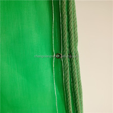 hdpe 85gsm green/ blue/ orange scaffolding construction safety net