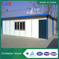 stable prefab office container house with flat pack