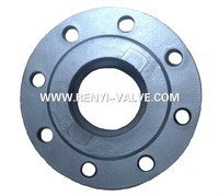 Resin sand casting/investment casting cast steel flange
