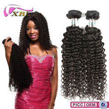 7A grade Best price high quality Chemical Free malaysian curly hair bundle