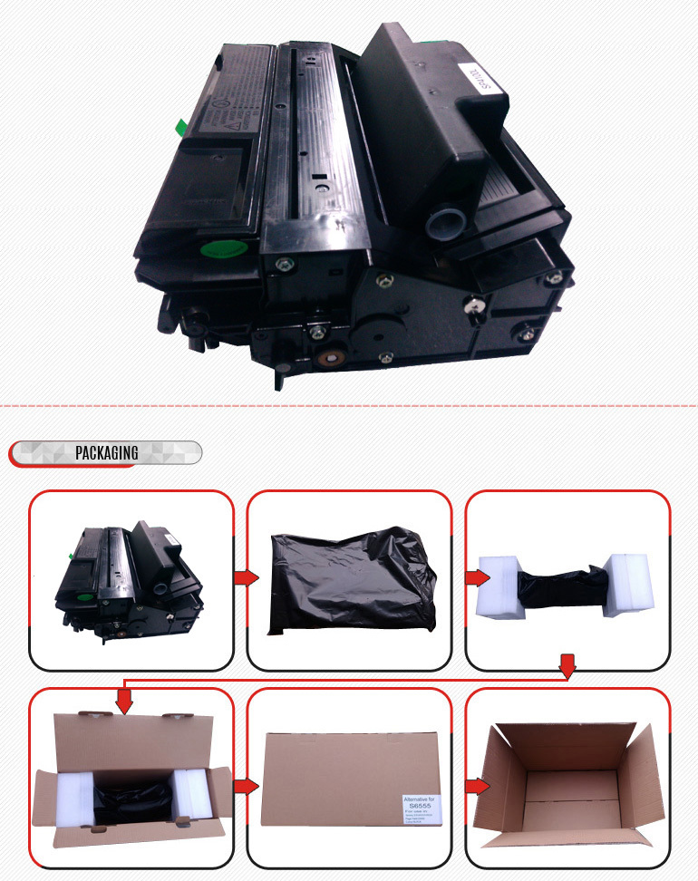 Hot sale Compatible Ricoh SP4100 Toner cartridge