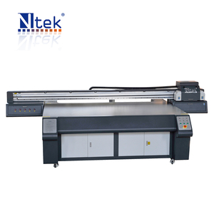 CE approved large format digital led multifunctional print all kinds of products machine uv flatbed printer