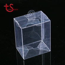 High quality clear plastic transparent shoe box