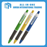 2015 hottest plastic ball pen