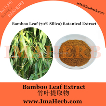 Best Sell Organic bamboo leaf extract price