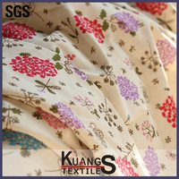 bamboo 100% cotton fabric