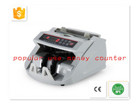 ZC-3100 bill counter intelligent cash counter machine LED display cheapest price banknote counter