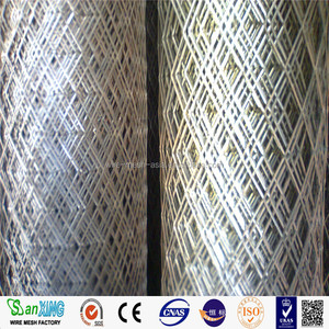 High Quality 5x10 Expanded Metal Gothic Mesh Really Factory