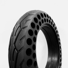 10x2.0 inch razor factory wholesales punctured proof electric e scooter airless Solid Rubber Tire