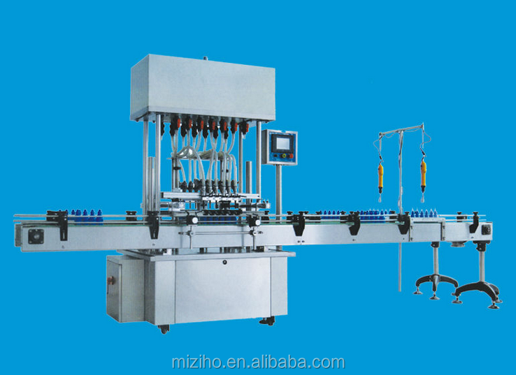 MZH-F high quality automatic small bottled fruit juice plant for sale