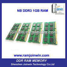 Best price factory price ddr3 1gb ram computer parts in hongkong