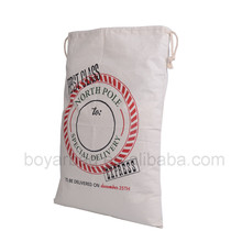 Alibaba Factory Santa Sacks Large Christmas Item wholesale Even Bag