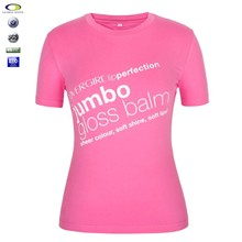 Free promotional plain 100 cotton t shirt wholesale cheap custom t shirt