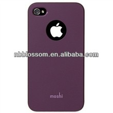 PC Mobile phone case for apple iphone4,be anti slipper effect iphone4/5case