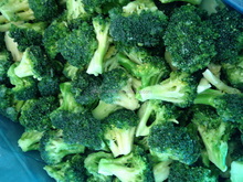 Frozen Vegetables Brands Organic IQF broccoli