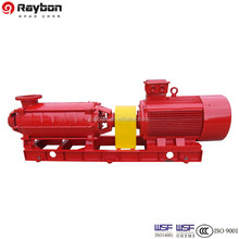 High Pressure Horizontal Multistage Centrifugal Pump For High Building