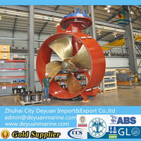 CPP Fixed Pitch Propeller or Controllable Pitch Propeller Marine Tunnel Thruster