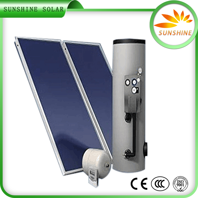 2016 Solar System Home Sus 304 Stainless Steel Solar Water Heating