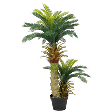 1.0m Cycas Revoluta Artificial Plastic Cycas Palm Tree