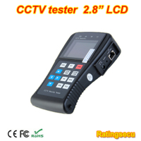 Newest Cctv security ptz tester RTS-321camera tool bag test monitors