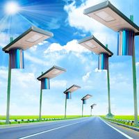 Best Selling Prices Of Solar Street
