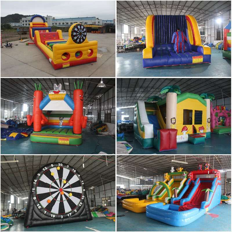 inflatable dry slide giant inflatable pool slide for adult