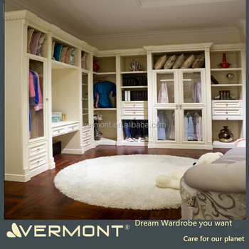 2017 Customized Walk in Wardrobe for your choice
