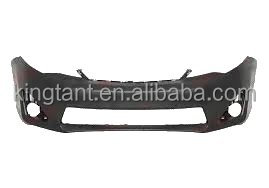FRONT BUMPER FOR TOYOTA CAMRY US TYPE PRIMED BLACK 2012-ON 52119-06974 TO1000378