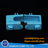OEM Children toy plastic parts Blue PBT housing for hot sale