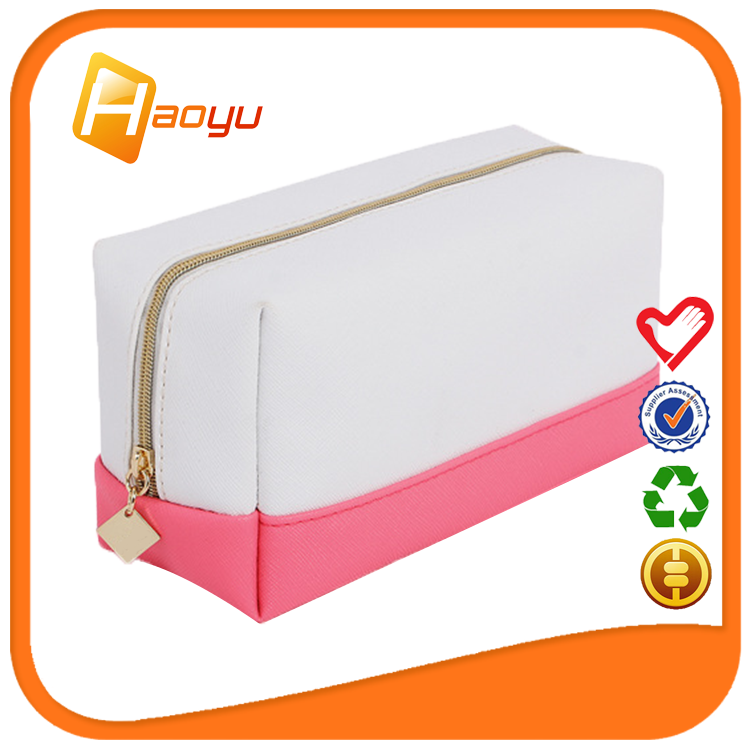 Competive price wholesale classic fashion cosmetic bag <strong>travel</strong> of bottom price