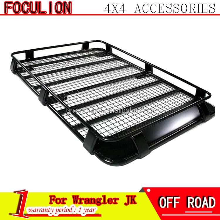 SUV 4X4 OFF ROAD Car Bracket Roof Racks For Patrol Y61