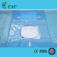 hospital cleaning products surgical c-section cesarean drape