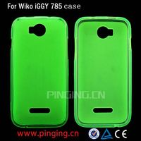 for Wiko IGGY case,for Wiko IGGY 785 cover,tpu case for Wiko IGGY