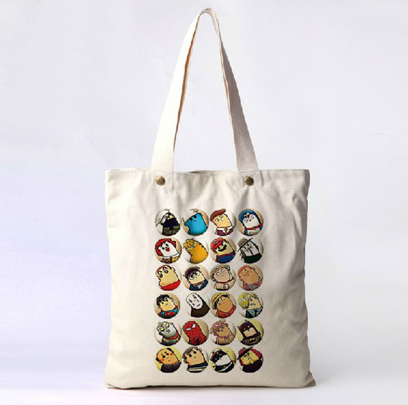 2013 the latest fashion leisure design printing cute animals pattern canvas shoulder bag handbag for girls