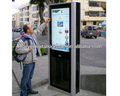 42 inch free standing outdoor advertising lcd