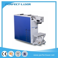 20w fiber laser marking engraving machine metal spoon